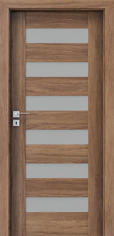 Interior doors Porta CONCEPT C.6 Portaperfect 3D veneer **** Oak California