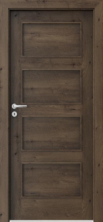 Drzwi wewnętrzne Porta FIT H.0 Okleina Portaperfect 3D **** Dąb Południowy