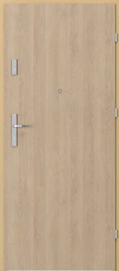 Podobne produkty                                   Drzwi wewnętrzne                                   OPAL Plus pełne - pionowy układ okleiny