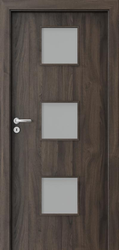 Interior doors Porta FIT C.3 Portasynchro 3D veneer *** Dark Oak