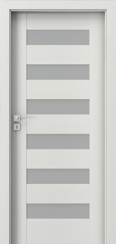 Innenraumtüren Porta CONCEPT C.6 Furnier Portasynchro 3D *** Wenge White