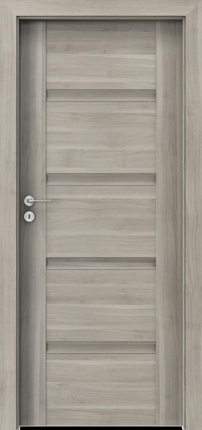 Drzwi wewnętrzne Porta INSPIRE C.0 Okleina Portasynchro 3D *** Akacja Srebrna