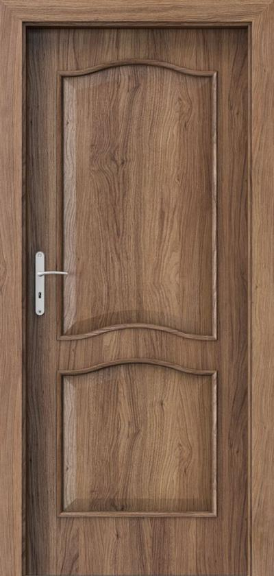 Interior doors Porta NOVA 7.1 Portaperfect 3D veneer **** Oak California
