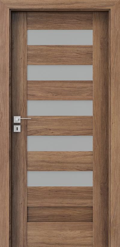 Drzwi wewnętrzne Porta KONCEPT C.5 Okleina Portaperfect 3D **** Dąb Kalifornia