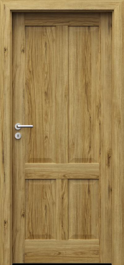 Drzwi wewnętrzne Porta HARMONY A.0 Okleina Portadecor *** Dąb Catania
