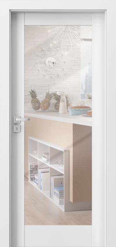 Drzwi wewnętrzne Porta GRANDE A.1 Lustro