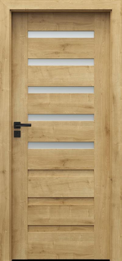 Drzwi wewnętrzne Porta VERTE PREMIUM D.5