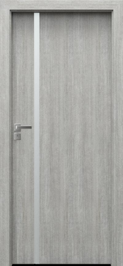 Drzwi wewnętrzne Porta FOCUS 4.A Portalamino**** Dąb Srebrzysty