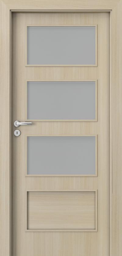 Interior doors Porta FIT H.3 Portaperfect 3D veneer **** Oak Malibu