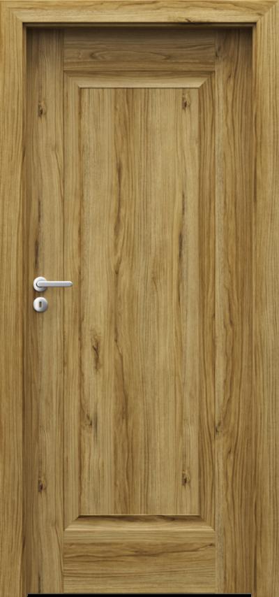 Drzwi wewnętrzne Porta INSPIRE A.0 Okleina Portadecor *** Dąb Catania