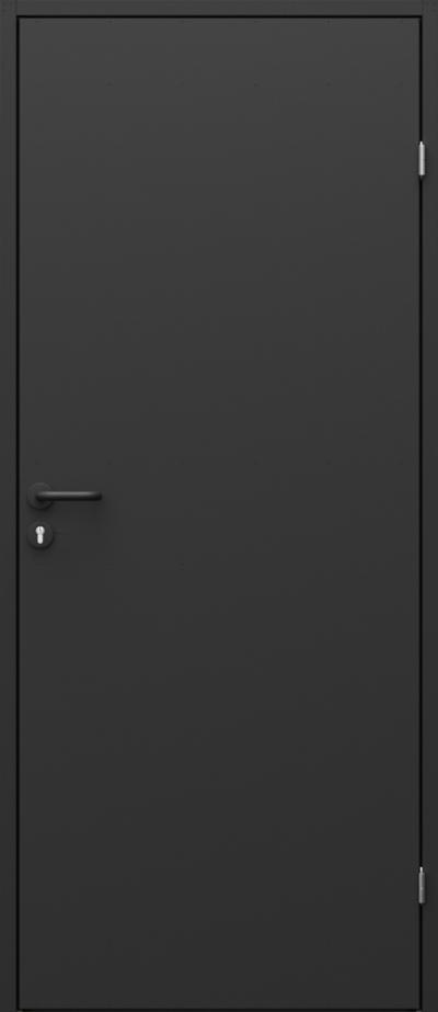 Podobne produkty                                  Drzwi techniczne                                  Uniwersalne drzwi do pom. gosporadczych Pełne