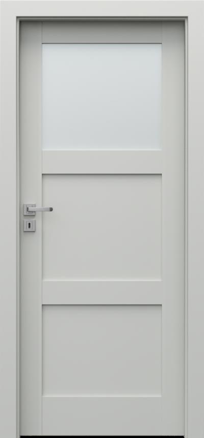 Drzwi wewnętrzne Porta GRANDE B.1