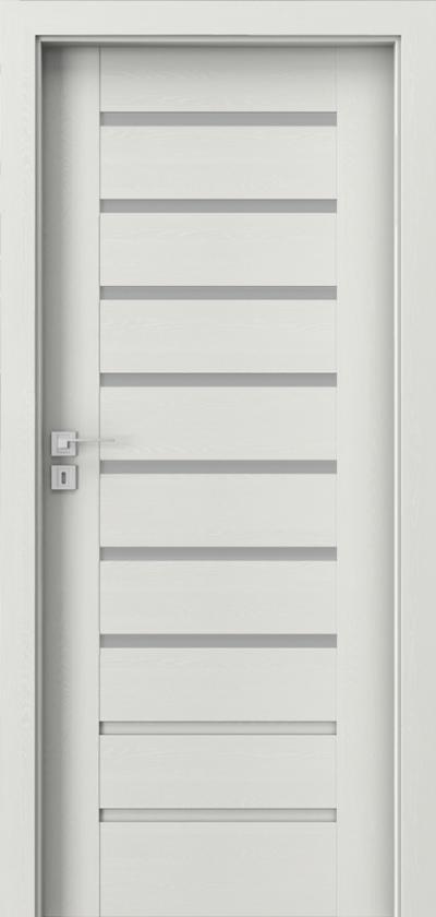 Drzwi wewnętrzne Porta KONCEPT A.7 Okleina Portasynchro 3D *** Wenge White