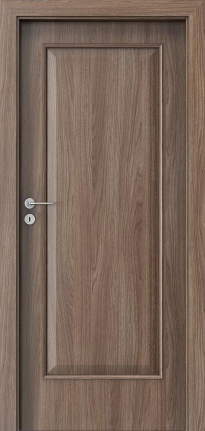 Drzwi wewnętrzne Porta NOVA 2.1 Okleina Portadecor *** Orzech Verona 2
