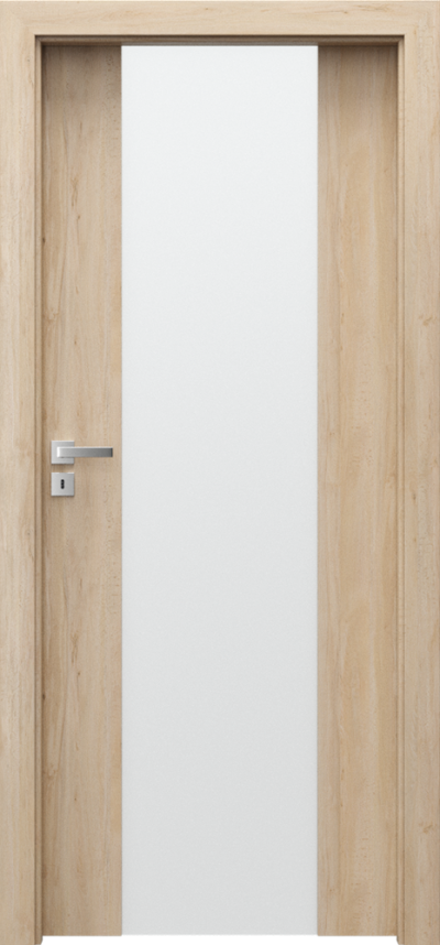 Drzwi wewnętrzne Porta FOCUS 4.B Okleina Portaperfect 3D **** Buk Skandynawski