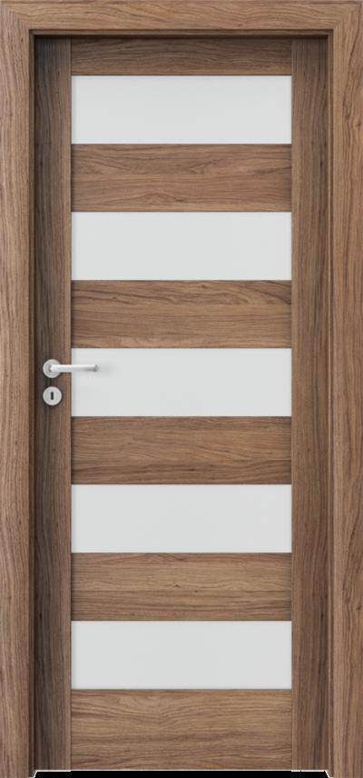 Drzwi wewnętrzne Porta VERTE HOME, C C.5 Okleina Portaperfect 3D **** Dąb Kalifornia