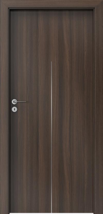 Drzwi wewnętrzne Porta LINE H.1 Okleina CPL HQ 0,2 ***** Dąb Milano 5
