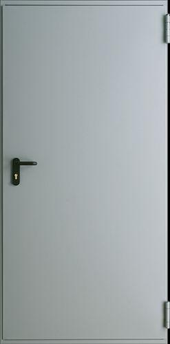 Drzwi techniczne Metalowe EI 30 Pełne