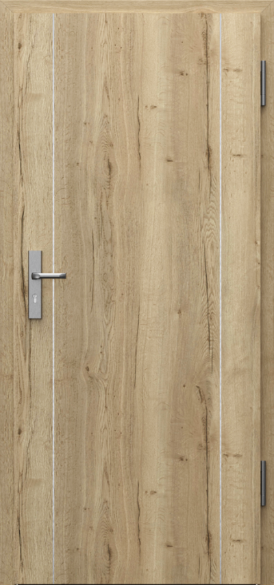 Technical doors INNOVO 42 dB Intarsje 9  Halifax Natural