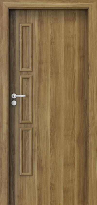 Drzwi wewnętrzne Porta GRANDDECO 6.1 Okleina Portasynchro 3D *** Akacja Miodowa