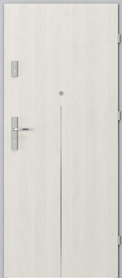 Podobne produkty                                  Drzwi wejściowe do mieszkania                                  AGAT Plus intarsje 9