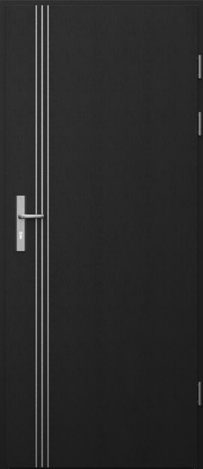 Podobne produkty                                  Drzwi wejściowe do mieszkania                                  Akustyczne 27dB intarsje 3
