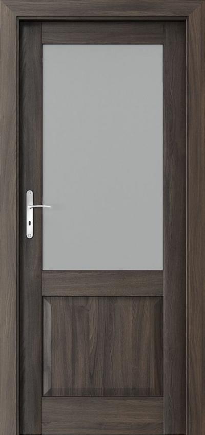 Drzwi wewnętrzne Porta BALANCE A.2 Okleina Portasynchro 3D *** Dąb Ciemny