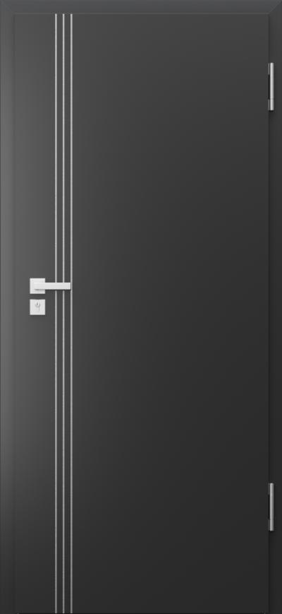 Podobne produkty                                  Drzwi wewnętrzne                                  Akustyczne 42dB z ośc. metal + intarsje 3 CPL HQ