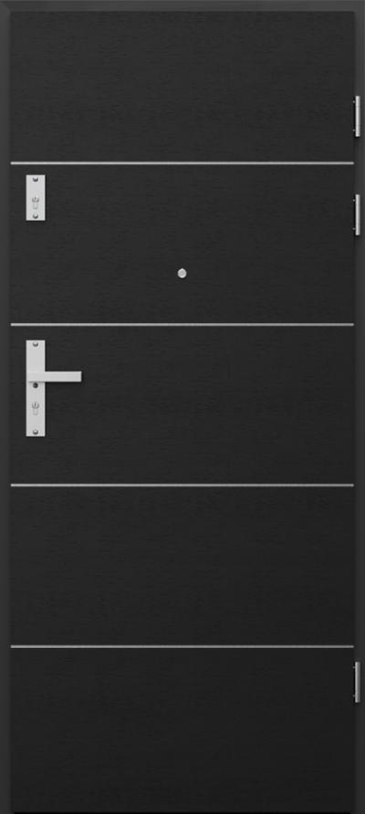 Podobne produkty                                  Drzwi wejściowe do mieszkania                                  EXTREME RC2 intarsje 6