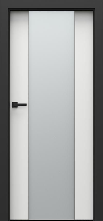 Drzwi wewnętrzne Porta LOFT 4.B