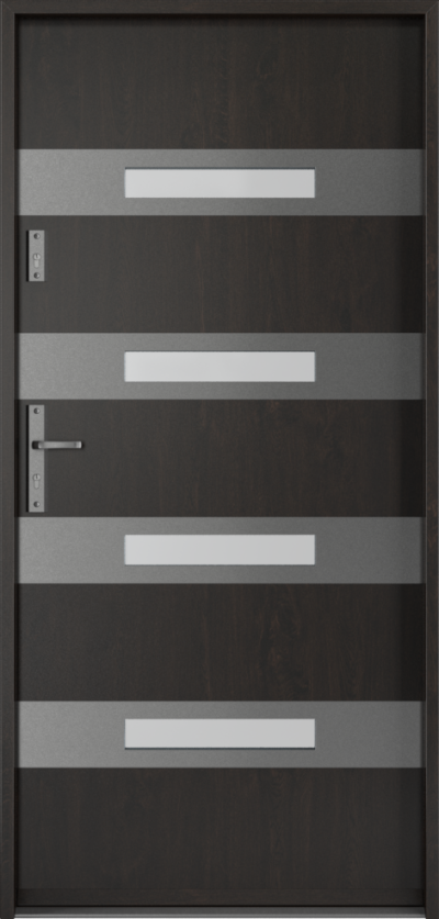 Podobne produkty                                   Drzwi wejściowe do domu                                   Steel SAFE RC3 F1
