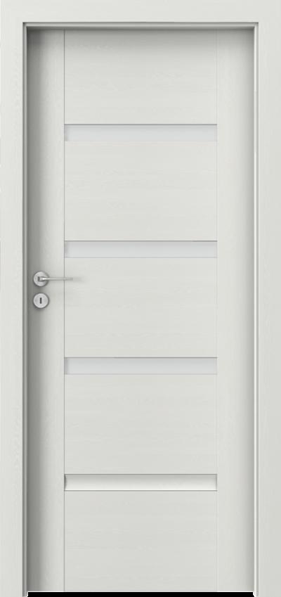 Drzwi wewnętrzne Porta INSPIRE C.3 Okleina Portasynchro 3D *** Wenge White