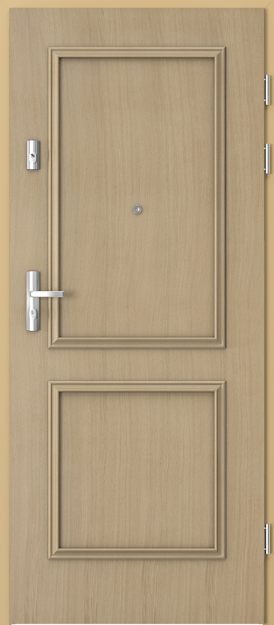 Drzwi wejściowe do mieszkania GRANIT ramka 1