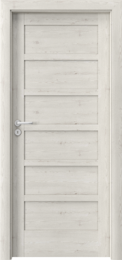 Drzwi wewnętrzne Porta VERTE HOME, A A.0 Okleina Portasynchro 3D *** Sosna Norweska