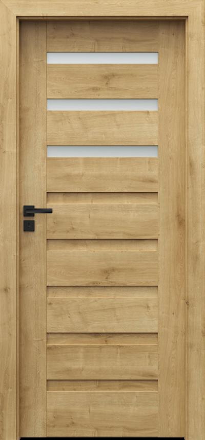Drzwi wewnętrzne Porta VERTE PREMIUM D.3