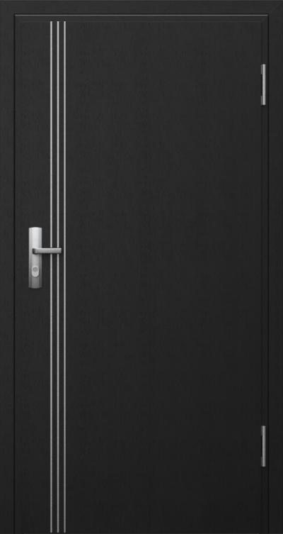 Podobne produkty                                  Drzwi wejściowe do mieszkania                                  Przeciwpożarowe EI 30 intarsje 3
