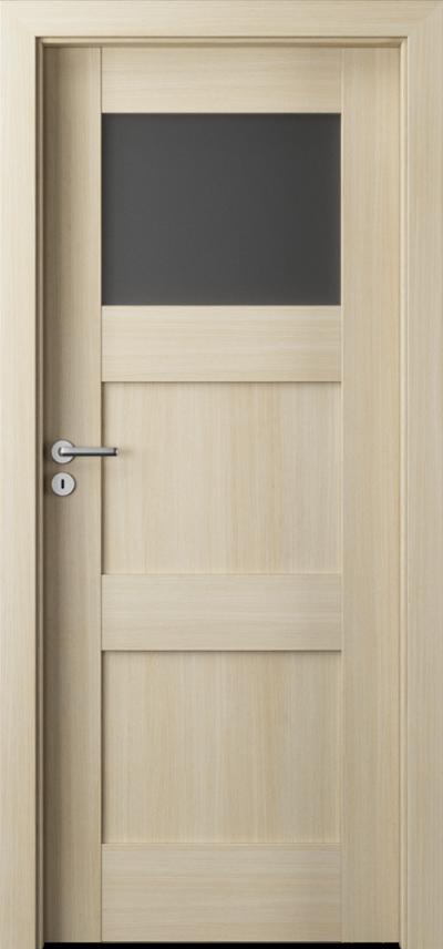 Drzwi wewnętrzne Porta VERTE PREMIUM, B B.1 Okleina Portaperfect 3D **** Dąb Malibu