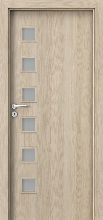 Drzwi wewnętrzne Porta FIT A.6 Okleina CPL HQ 0,2 ***** Dąb Milano 1
