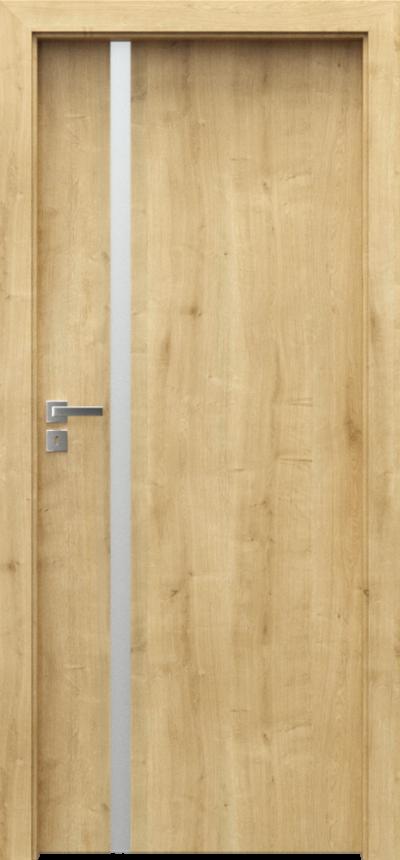 Drzwi wewnętrzne Porta FOCUS 4.A szyba matowa