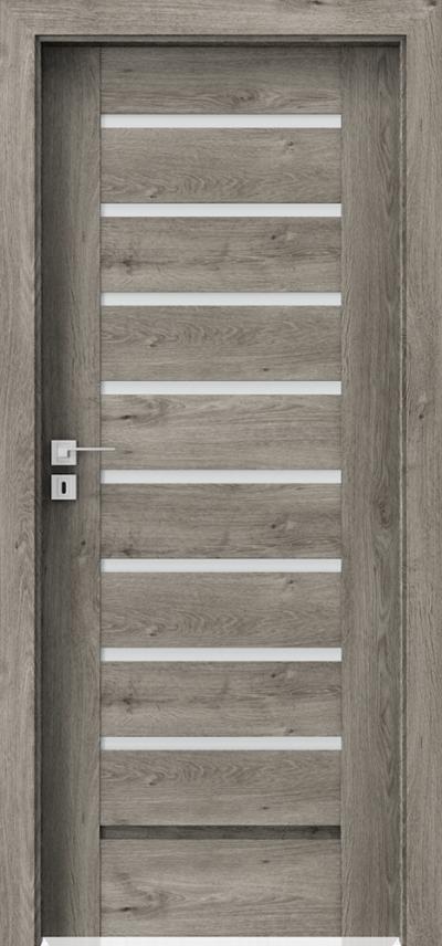 Drzwi wewnętrzne Porta KONCEPT A8