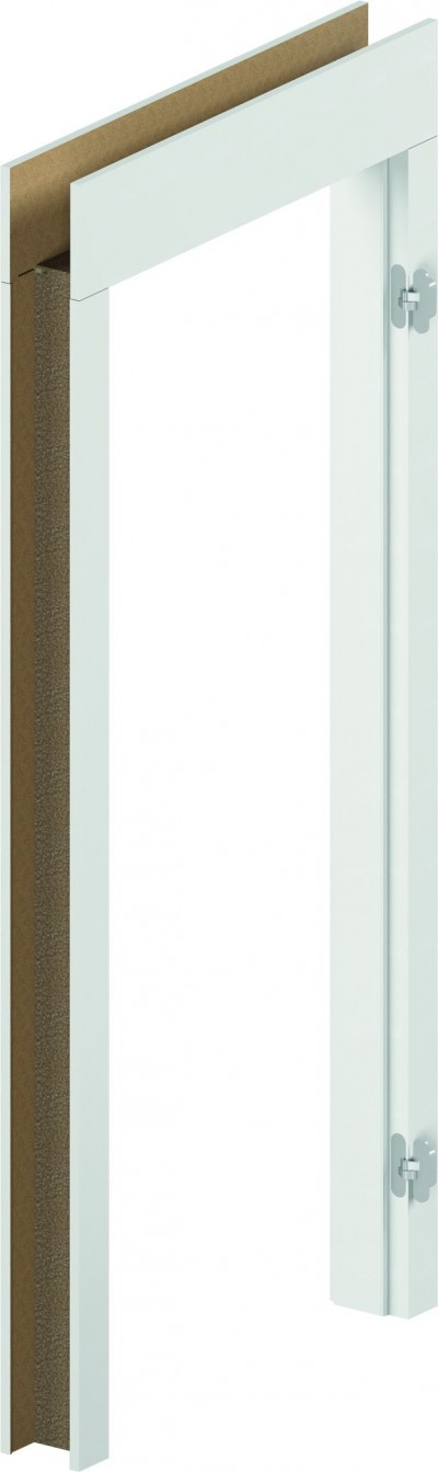 Door frames and transoms LEVEL door frame B Portadecor veneer *** White