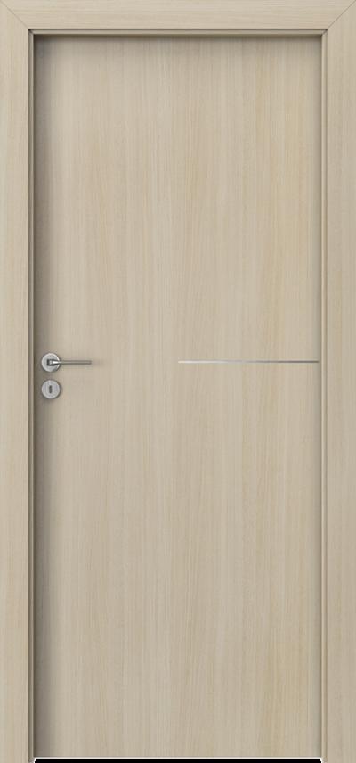 Drzwi wewnętrzne Porta LINE G.1 Okleina Portaperfect 3D **** Dąb Malibu