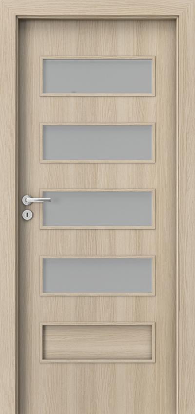 Drzwi wewnętrzne Porta FIT G.4 Okleina CPL HQ 0,2 ***** Dąb Milano 1