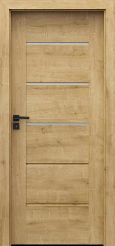 Drzwi wewnętrzne Porta VERTE PREMIUM E.3