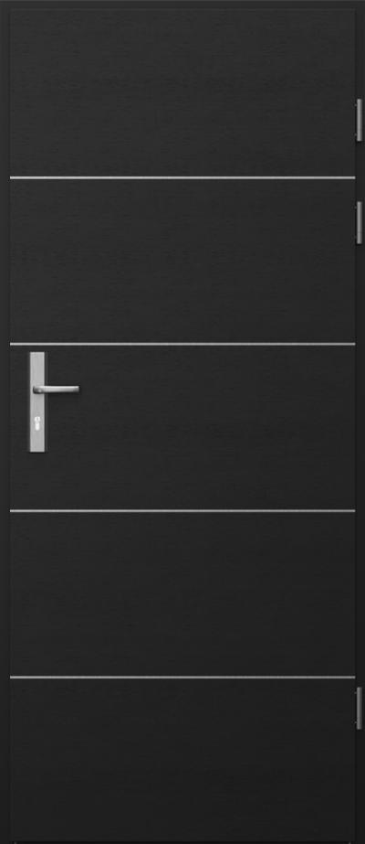Podobne produkty                                  Drzwi wejściowe do mieszkania                                  Akustyczne 27dB intarsje 6