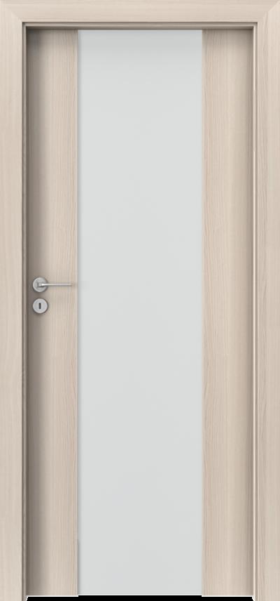 Drzwi wewnętrzne Porta FOCUS 4.B Okleina CPL HQ 0,2 ***** Orzech Bielony