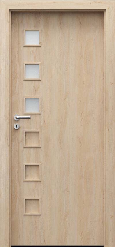Drzwi wewnętrzne Porta FIT A.3 Okleina Portaperfect 3D **** Buk Skandynawski