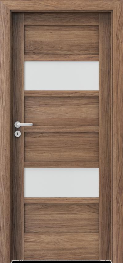 Drzwi wewnętrzne Porta VERTE HOME, A A.8 Okleina Portaperfect 3D **** Dąb Kalifornia