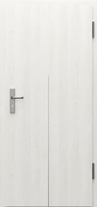 Drzwi techniczne INNOVO 42dB Intarsje 9 Gladstone