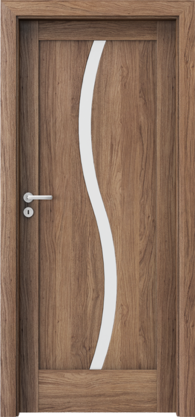 Drzwi wewnętrzne Porta VERTE HOME, E-F E.1 Okleina Portaperfect 3D **** Dąb Kalifornia